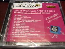 ZOOM PLATINUM KARAOKE DISC CDZMP126 PUSSYCAT DOLLS SUGABABES & GIRLS ALOUD CD+G