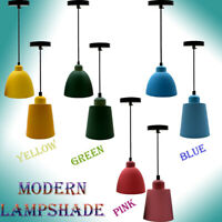 UK MODERN LAMP LIGHTING CEILING PENDANT LIGHT LAMP SHADE CHANDELIER SHADES