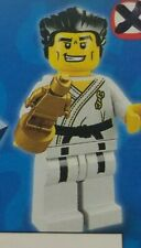 lego minifigures series 2 karate guy