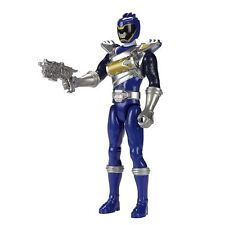 Power Rangers Dino Super Charge 30cm Figure Dino Drive Blue Ranger 43128