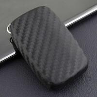 Carbon Fiber Smart Key Fob Cover For Land Rover Range Rover 2013-2017Case Hot