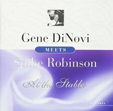 Gene DiNovi and Spike Robinson - Meet at the Stables [CD]