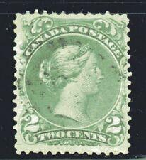 1868-1876 Canada SC# 24 Large Queen Issue-Queen Victoria-Lot CU31-Used