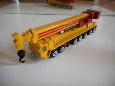 Siku Mobile Crane in Yellow