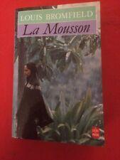 LA MOUSSON LOUIS BROMFIELD 540 LIVRE DE POCHE