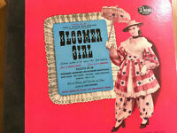 "Bloomer Girl Celeste Holm Right as Rain Decca DA 381 10"" x 8 78 rpm Set 1944"