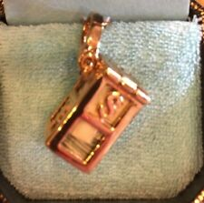 2004 JUICY COUTURE MONEY CAGE CHARM EXTREMELY RARE!!!!