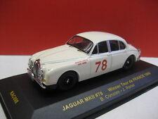 IXO # IXRAC098  JAGUAR MKII 3,8 #78 Tour de France 1960 1:43