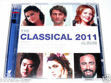 compilation, The Classical 2011 Album, Various Artists 2CD, MINT