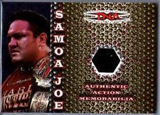 TNA Samoa Joe 2008 Impact Worn Memorabilia Card /25