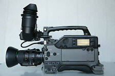 Sony DSR-300 DVCAM Camcorder