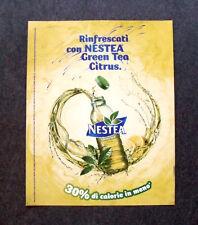 [GCG] I525 - Advertising Pubblicità - NESTEA GREEN TEA CITRUS