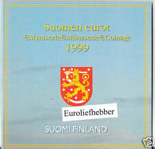 Finland / Suomi      BU Euro Set  1999      IN  STOCK