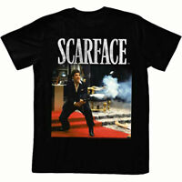 Scarface Say Hello To My Lil Friend T-Shirt
