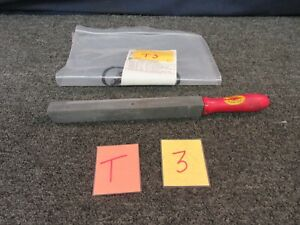 Norton Abrasives Rectangle Sharpener JT-9 Knife Fixed folding Blade Stone File