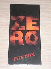 RENATO ZERO - THE BOX - RARO BOX 6 CD SIGILLATO (SEALED)
