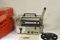 Eumig Marks S 710D Movie/Film Projector - Super 8 and Standard 8