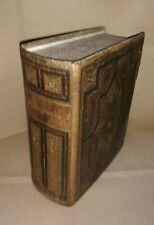 Antique Photo Album ca. 1870s/1880s CDV tintype cart de visite free S/H