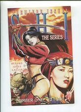 SHI THE SERIES #1 (9.2) PREMIERE ISSUE 1997