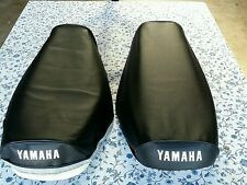 Yamaha DT250 DT 250  DT400 DT 400 1977 to 1978 MODEL  Seat Cover  Black  (Y17)