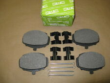 New OEM Front BRAKE PAD w/ install hardware kit MGB 1963-80