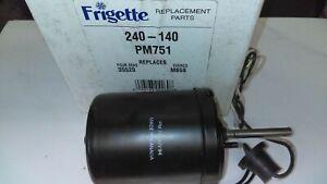 HVAC Blower Motor 240-140 PM751 35520 M859 New