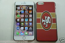 "San Francisco SF 49ers 49 NFL Football Hard Plastic Case for iPhone 6 4.7"" 4.7"
