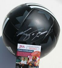 NANI Signed Manchester United Soccer Ball w/JSA COA DD22615 Orlando City