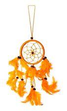 Traumfänger / Dreamcatcher - 30cm x 9cm - Orange