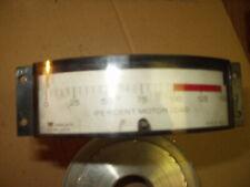 Meter Master Percent Motor Load Model 420ed7531 208 Rtg 0 100 Uadc Sc Special