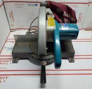 """Makita Vintage 10"""" miter saw Model 2401B 4100 RPM 255 mm"""