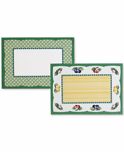 Villeroy & Boch FRENCH GARDEN Placemats set of 4
