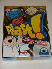 2006 Screenlife Games Family Guy DVD Blast! Freakin' Sweet Trivia Game