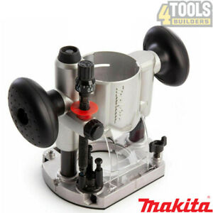 Makita 195563-0 Router & Trimmer Plunge Base Suitable For DRT50 & RT0700 Routers