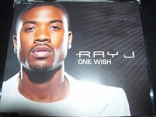 Ray j One Wish Australian CD Single – Like New