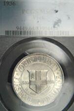 1936 York Comm. Half Dollar PCGS MS64 (D0320)