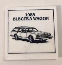 1985 BUICK ELECTRA WAGON DRINK/BEVERAGE COASTER