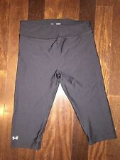 Under Armour UA Women's HeatGear Compression Cropped Pants