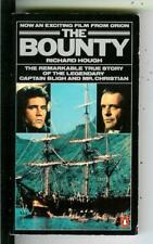 THE BOUNTY by Hough, Penguin #7366 Mel Gibson Bounty mutiny film pulp vintage pb