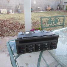 1999-2005 SAAB 95 9-5 Heater Climate Control ACC 48-68-501, 50-48-384, 50-47-592