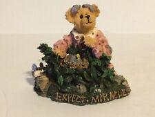 Boyds Bears Joy S. Bearheart.Natures Little Wonders. New Old Stock.