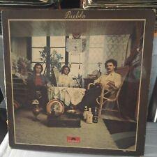 Pueblo Lp 1975  Polydor – 2448 041 Italian Prog