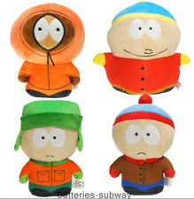 Lot 4 pcs New South Park Stuffed Soft Plush Toy Doll  Kyle Stan Cartman Kenny 7""