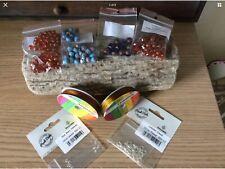 Schmuck Making Bundle 9# tschechischen Kathedrale Perlen Threading Pack & Ergebn...