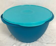 Tupperware Legacy 10 Liter Bowl - Teal