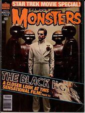 A Warren Magazine Famous Monsters #162 APR 1980 F/VF 7.0