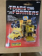 Hasbro Transformers G1 Reissue Bumblebee 3 inches Action Figure