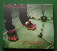 Poxymoron If I Could Get Out Of Your Shape I'd Stand Corrected New Sealed CD