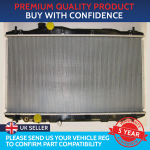 RADIATOR TO FIT HONDA CIVIC MK8 2005 TO 2011 1.8 PETROL R18A2 ENGINE ONLY