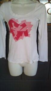 Haut tee-shirt manches longues T:S..T-shirt ESPRIT.